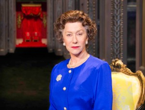 "FILE - This undated file image released by Boneau/Bryan-Brown shows Helen Mirren as Queen Elizabeth II in a promotional photo for Peter Morgan's play ""The Audience,"" directed by two-time Tony Award winner Stephen Daldry. Mirren will star in ""The Audience"" on Broadway, with previews in New York starting on Feb. 17, 2015. The show will run through June at the Gerald Schoenfeld Theatre. (AP Photo/Boneau/Bryan-Brown, Johan Persson, File)"