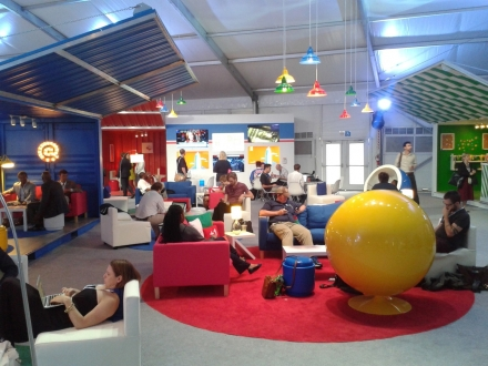 google-lounge